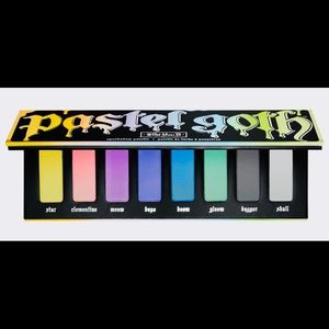 Kay Von D Pastel Goth Palette- Authentic